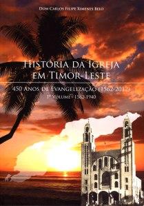 História da igreja em timor leste revista pontes de vista 01